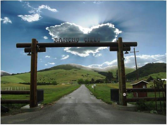 Victor Barboza Rancho Cielo Gate