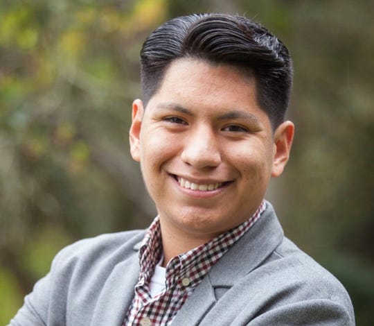 Anthony Rocha, candidate for SUHSD school board.