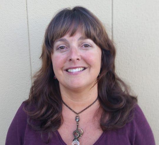 Kristina Szaszy-Jones, candidate for SUHSD school board.