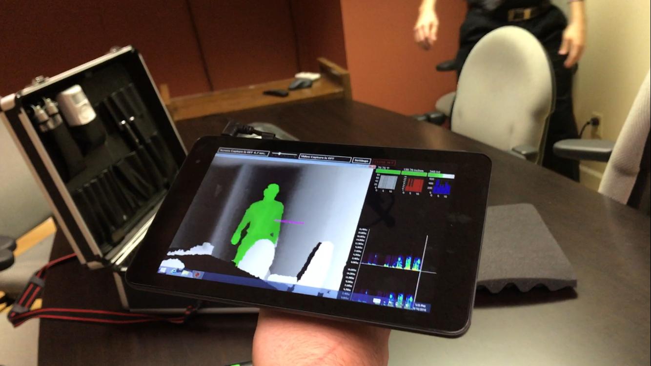 Paranormal Ghost Hunting Equipment Proximity Sensor Alarm Device