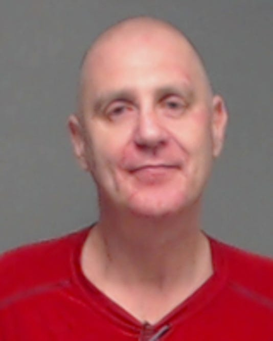 Arrest photo of Stephen McGregor