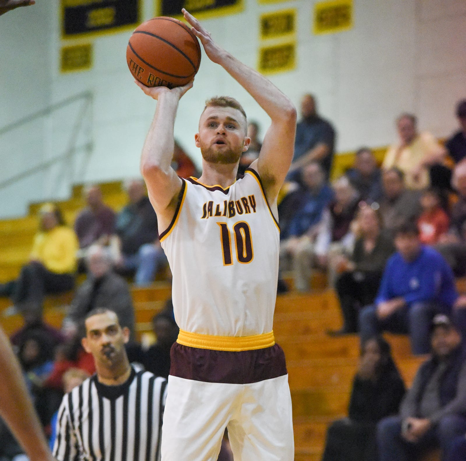 Salisbury basketball to hold fundraiser for teammate with cancer