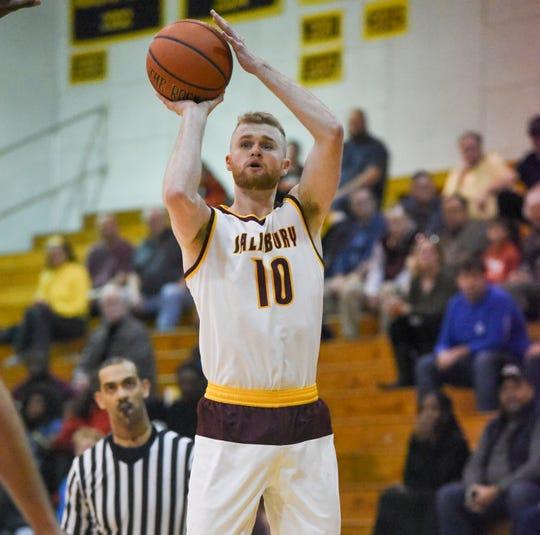 The Salisbury University men's basketball team is hosting a fundraiser for teammates Jack Ferguson who is battling cancer.