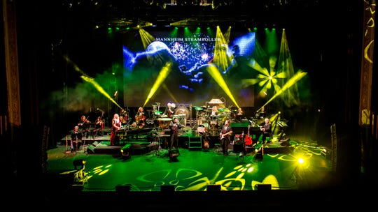 Mannheim Steamroller Christmas is performing at the Kentucky Center for the Arts in Louisville Nov. 25.