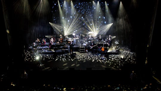 Mannheim Steamroller Christmas is returning to Springfield's Hammons Hall for the Performing Arts on Nov. 24, 2018.