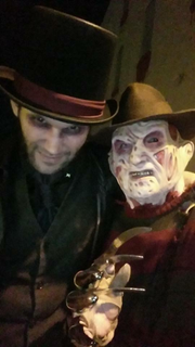 Jack the Ripper and Freddy Krueger are waiting for you at Dungeons of Doom.