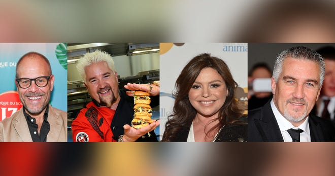 Which celebrity chef is Minnesota's favorite?