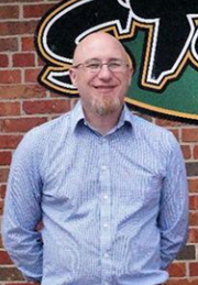 Andrew Lindeman, 41, is running to be elected to Sauk Rapids-Rice school board.