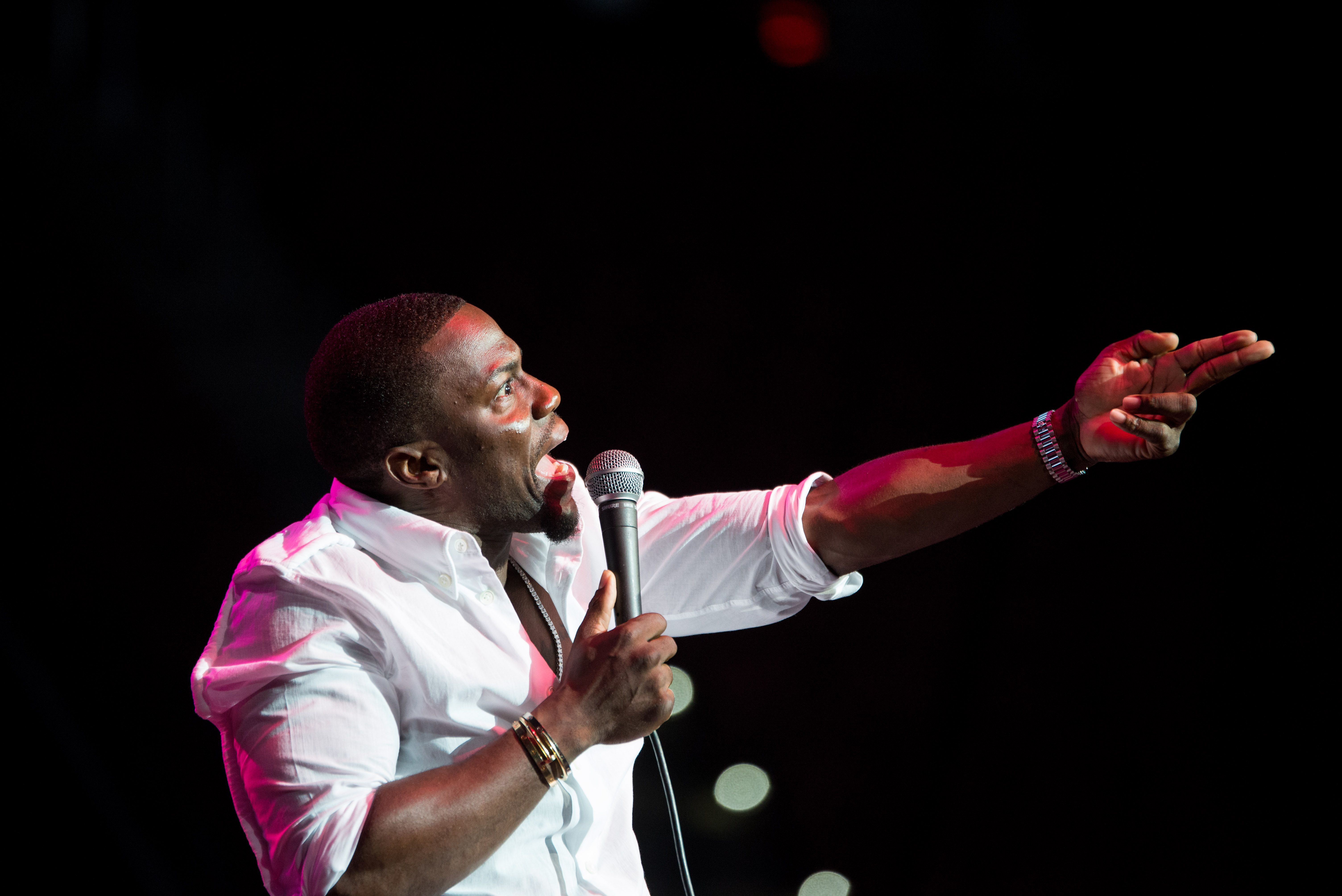 Kevin Hart brings his Irresponsible Tour to the Pensacola Bay Center on Sunday, Jan. 13.