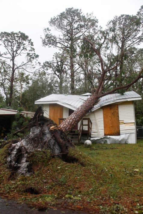 Post Hurricane Michael Apalachicola 101018 Ts 645