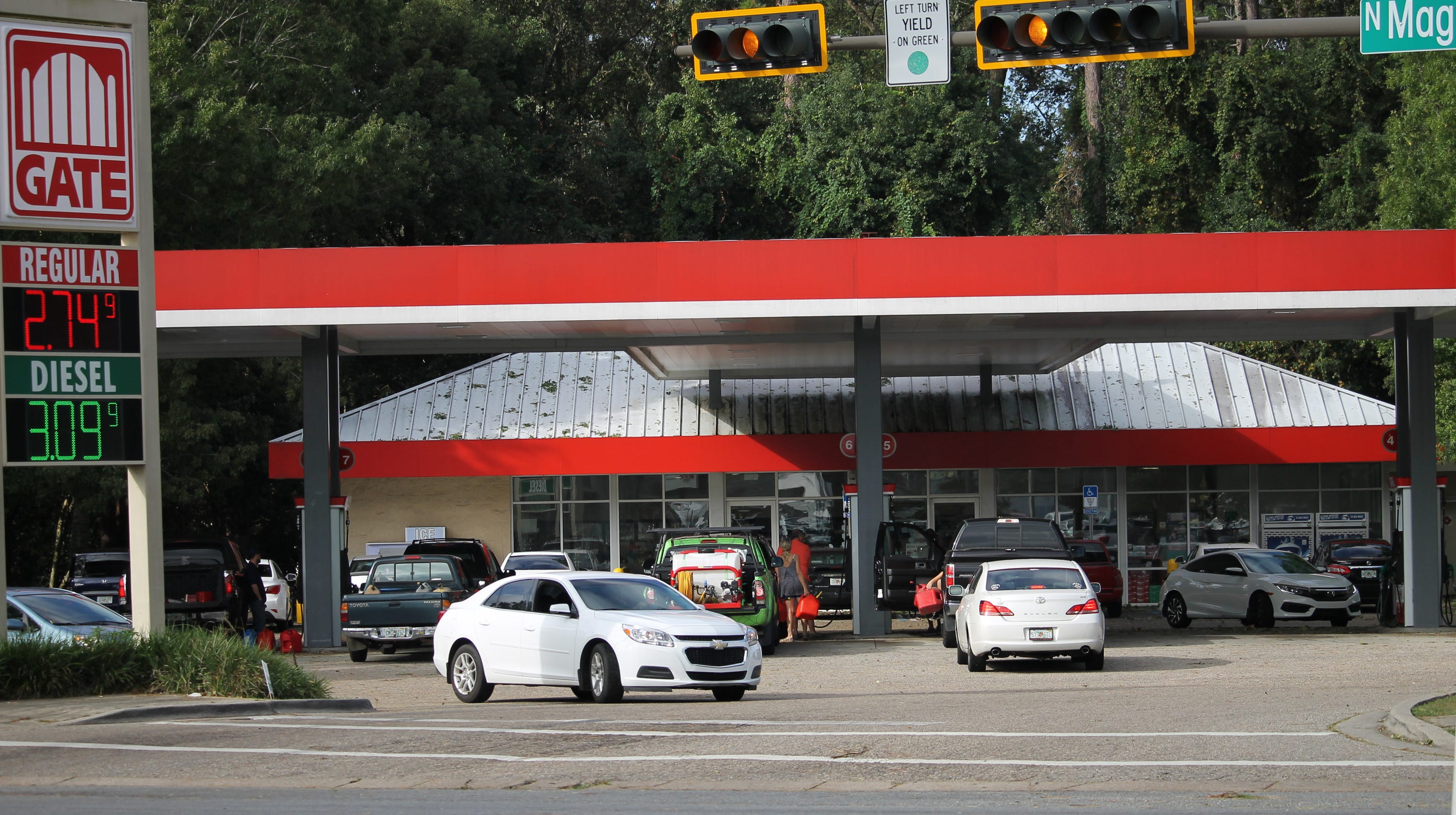 Gas Station Open Near Me >> Running List Of Open Gas Stations In Tallahassee