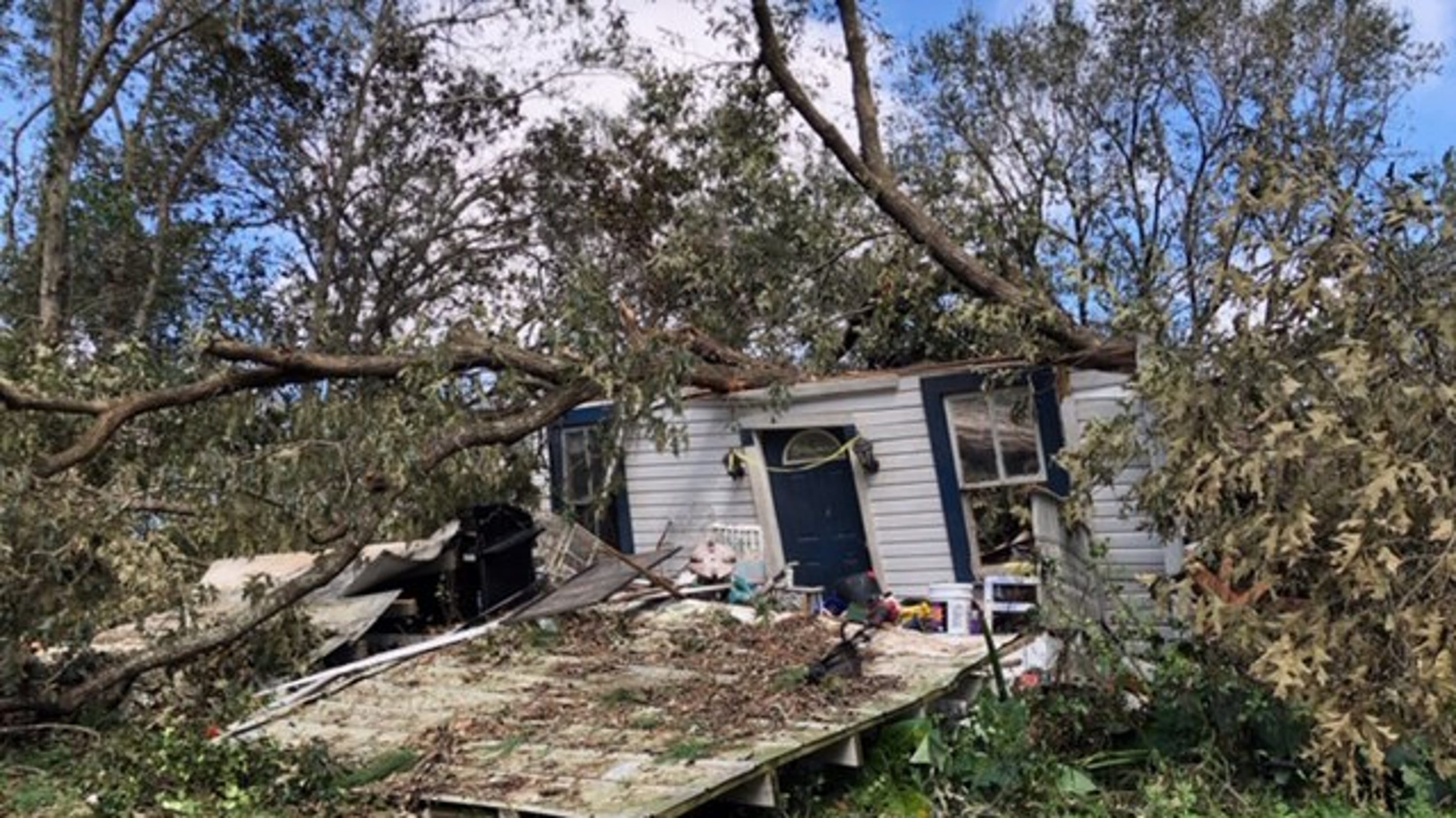 It's a nightmare' says wife of man killed during Hurricane