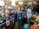 "Hurricane Michael was the worst storm Joy Brown has seen in her 50-plus years at Bo Lynn's grocery in St. Marks. The water came up four feet at least in her store. ""I hope and pray this is the last one."""