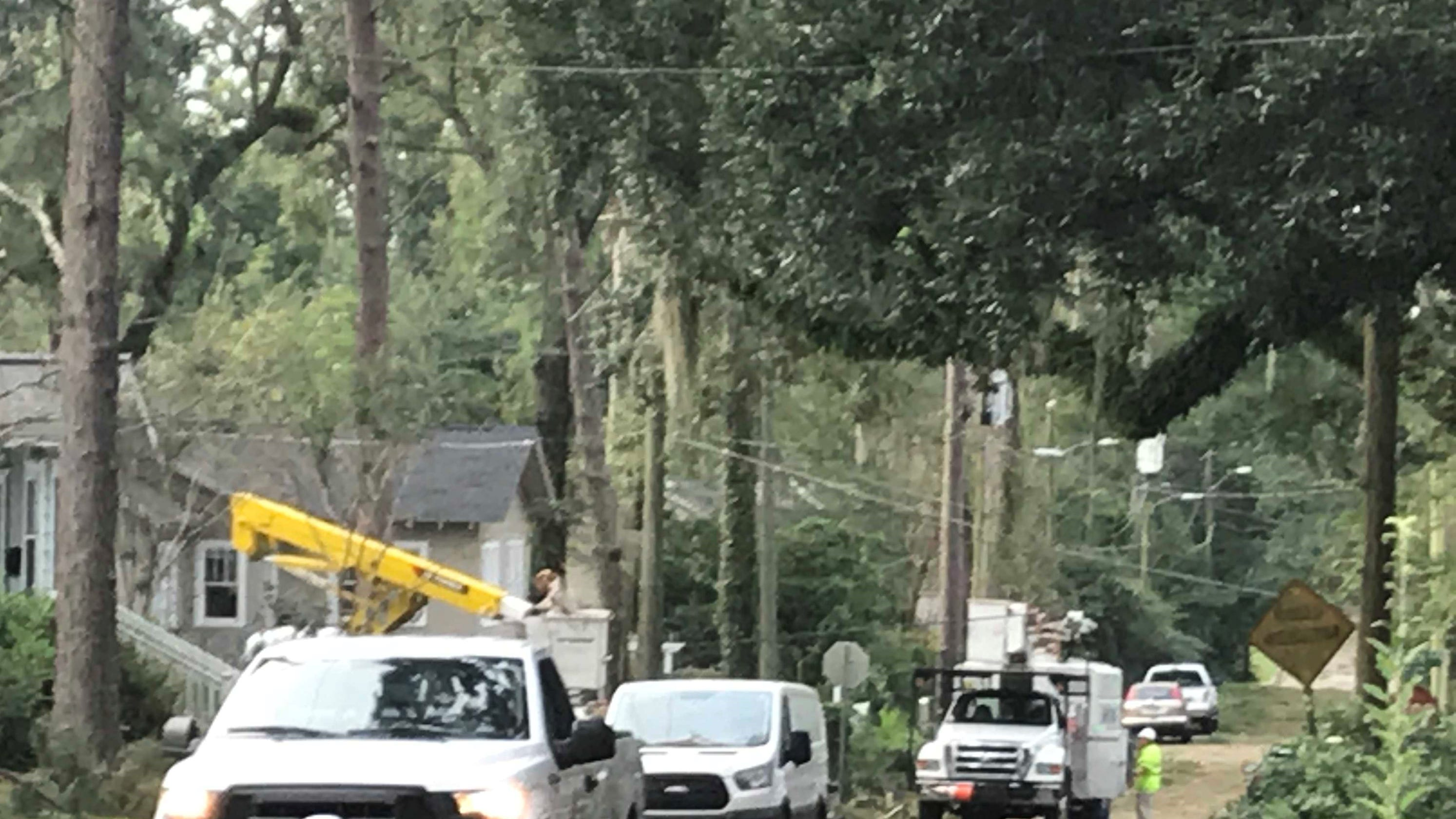 Tallahassee Power Outages Drop Below 1 000 Customers