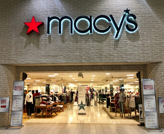 Macy's at Treasure Coast Square in Jensen Beach