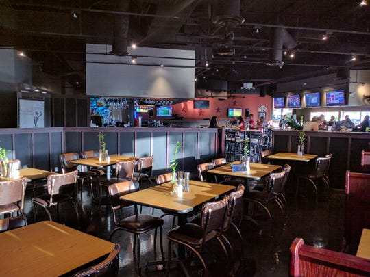 A view of the inside of American Grill and Bar in Vero Beach.