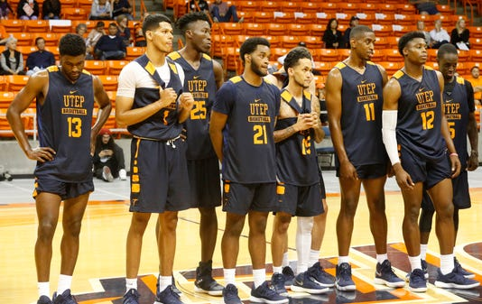 18 Utep Basketball Showcase