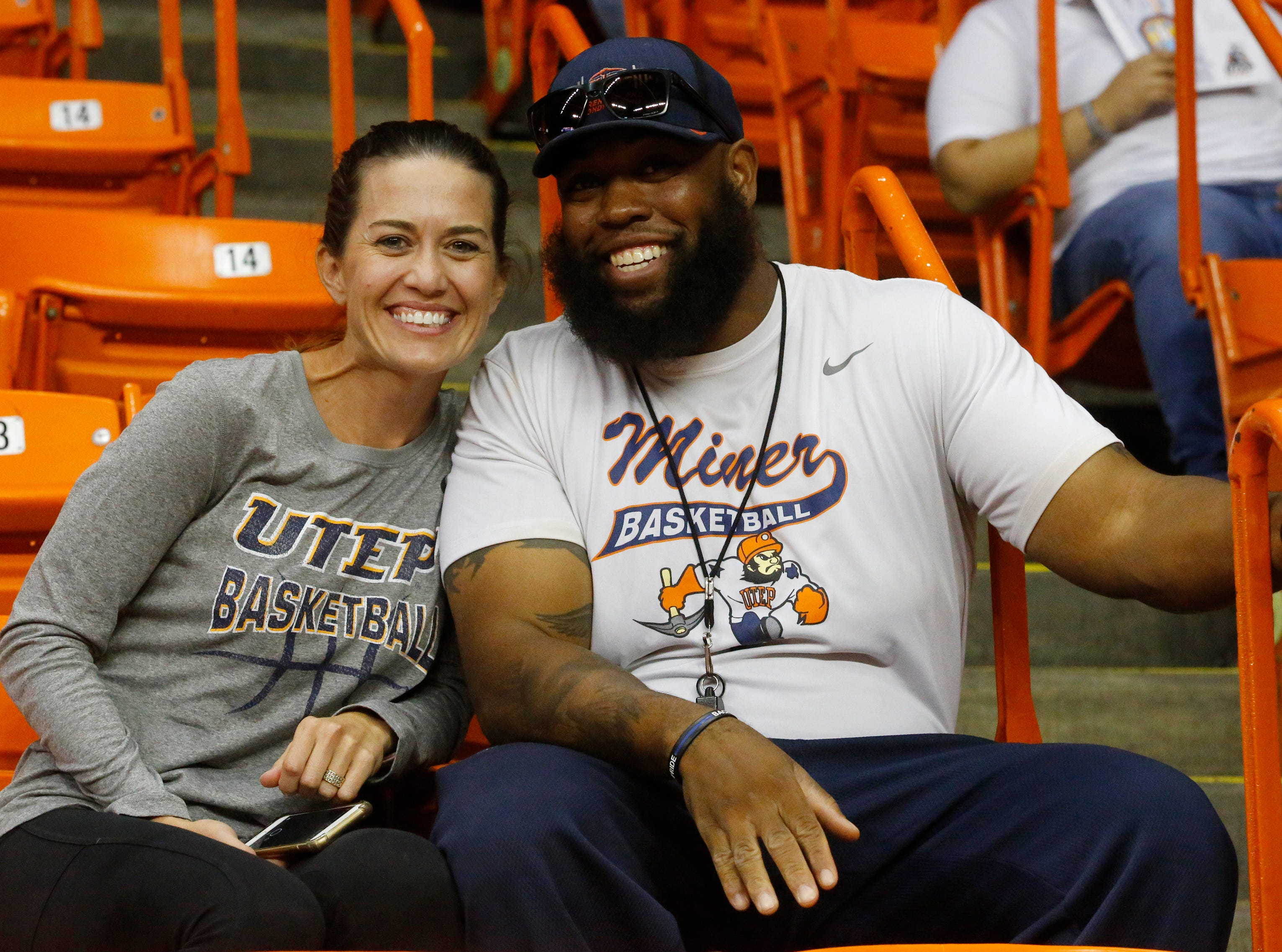UTEP gave its loyal hoops fans just a tease on a quiet October Wednesday night in the Don Haskins Center during the 2018 Basketball Showcase.