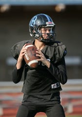 Buena High quarterback Owen Medina  has become more comfortable running the offense during the season, helping the Bulldogs win three straight after a winless start to the season.