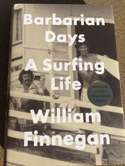 """William Finnegan is the author of """"Barbarian Days: A Surfing Life,"""" which the Ventura County Library has chosen for this year's One County One Book program."""