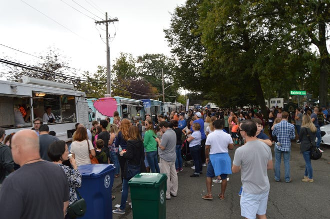 The Town of Mamaroneck will have its fall food truck festival Oct. 20 at Memorial Park, Larchmont.