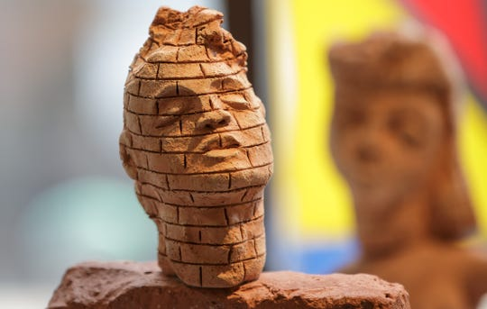 """""""Brick Head"""" by James Tyle"""