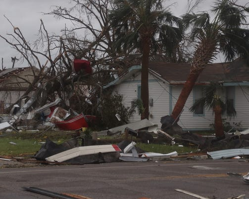 Hurricane Michael Panama City, Florida