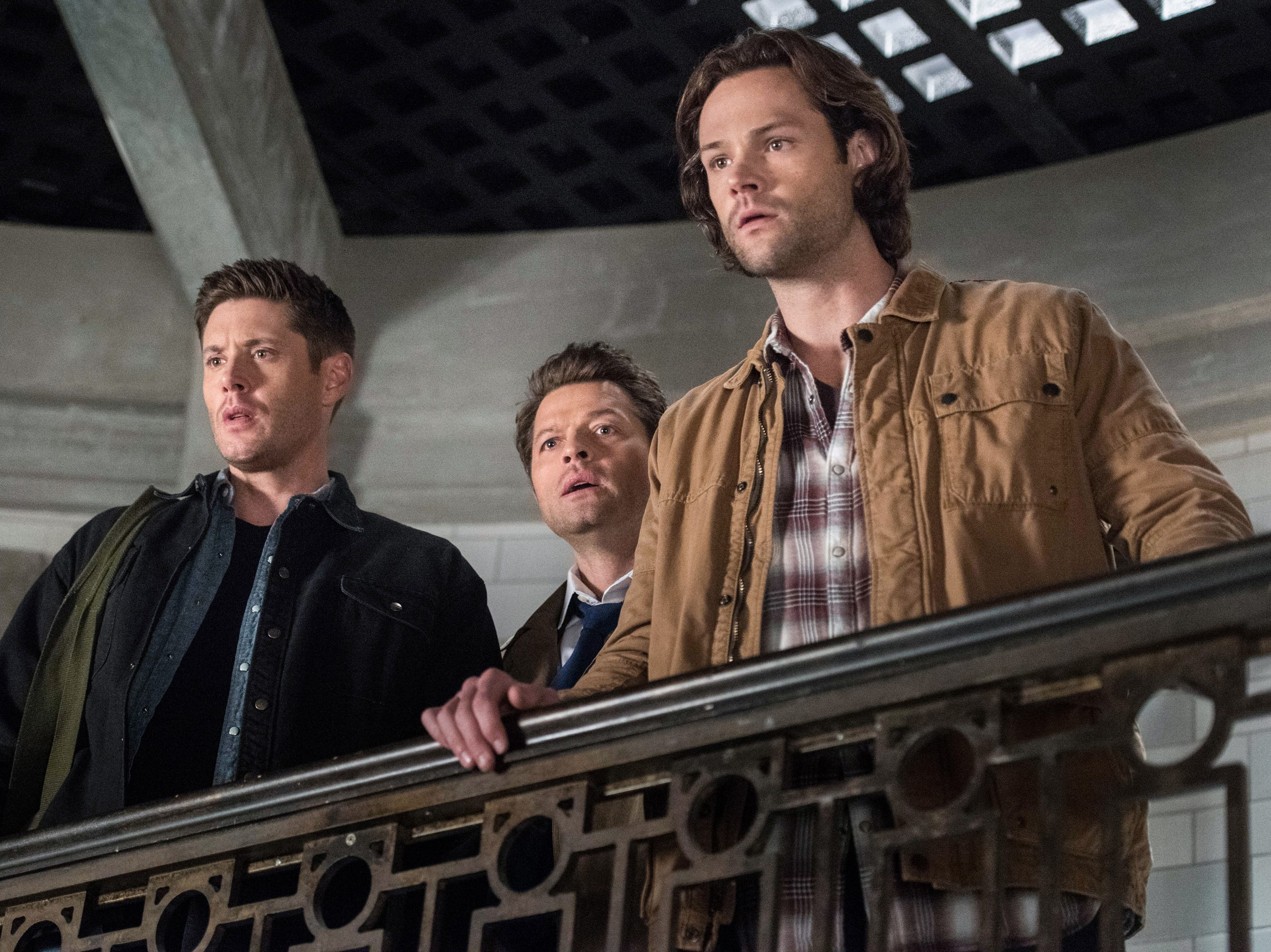 """Supernatural"" has become a stalwart on CW with its 14th season debuting this month. The series follows two brothers -- Sam and Dean Winchester (Jared Padalecki and Jensen Ackles) -- who hunt demons and ghosts with the help of the angel Castiel (Misha Collins)."