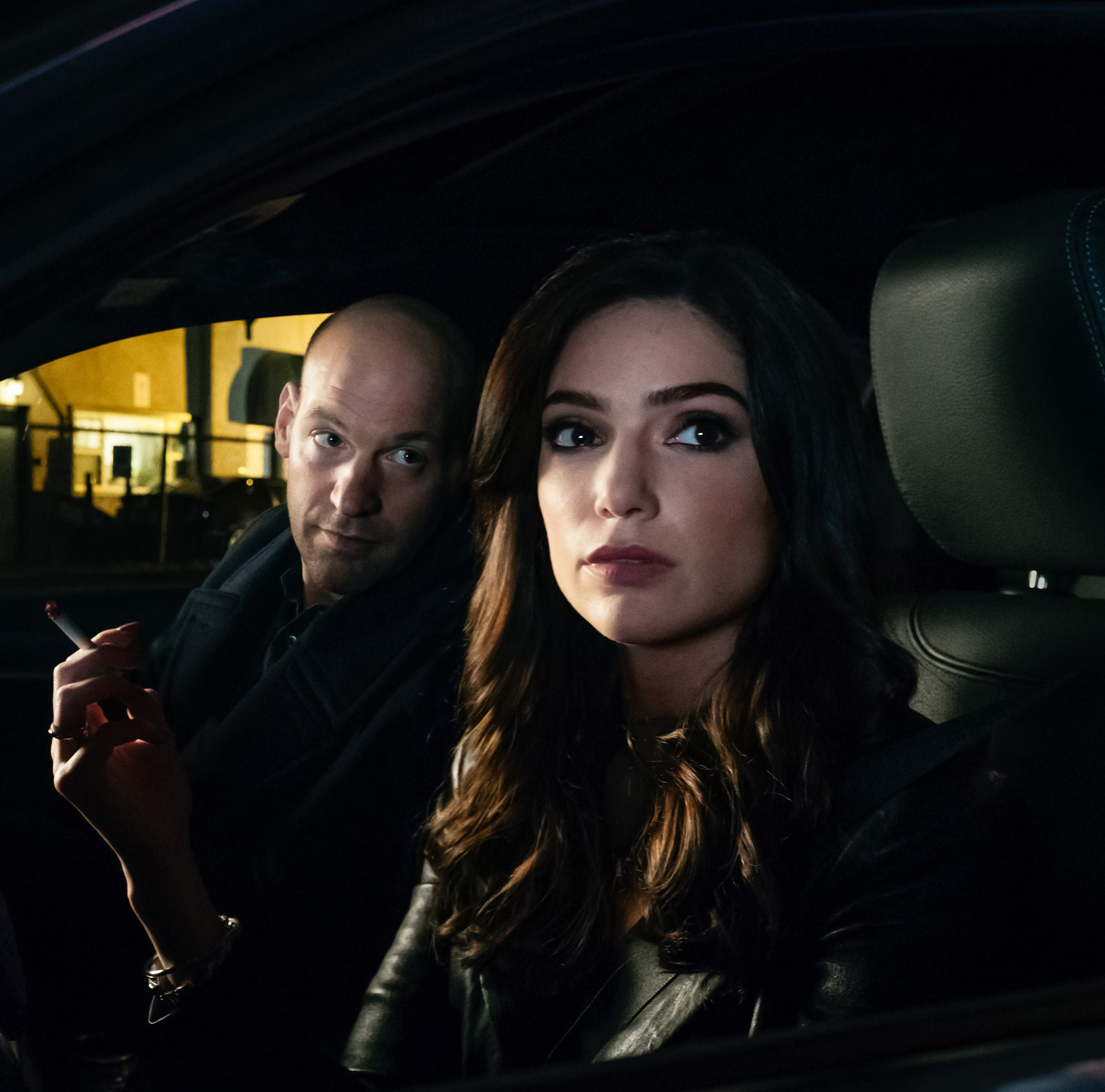Corey Stoll, left, and Janet Montgomery, who star in 'The Royal We' episode of 'The Romanoffs,' are part of a top-notch cast for Matthew Weiner's new Amazon anthology series.