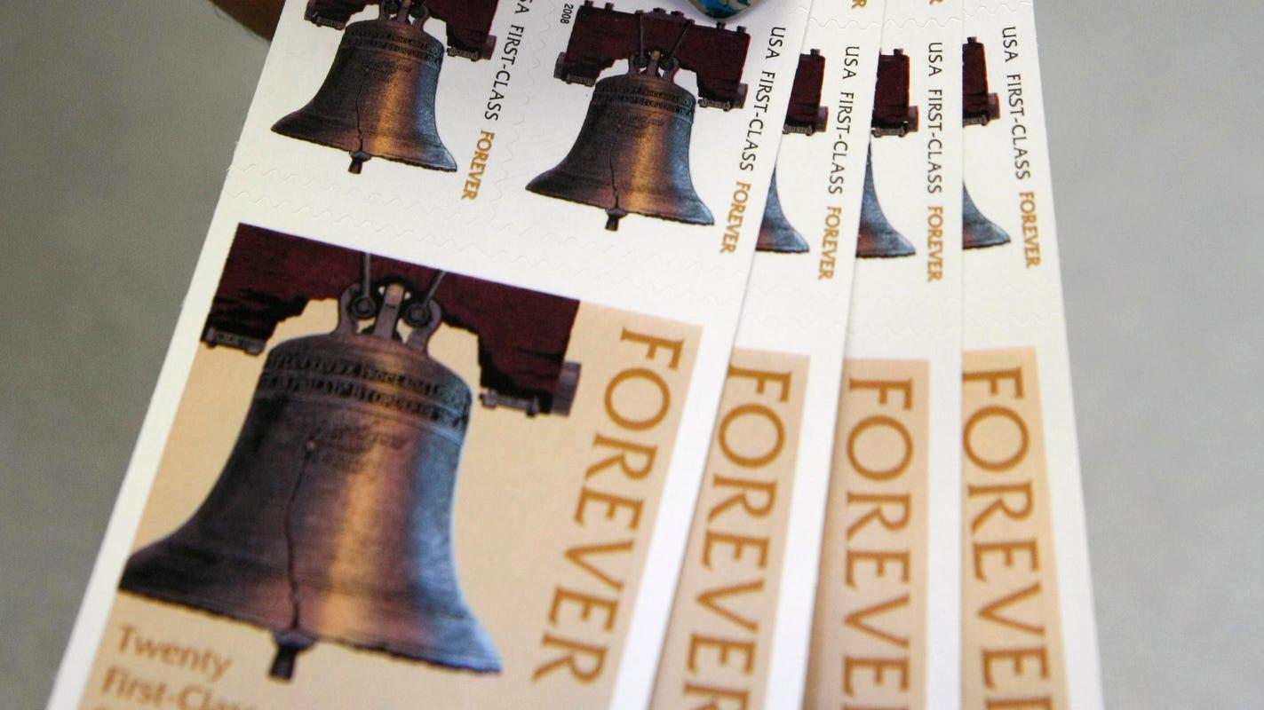 USPS stamp price: Postal service proposes biggest hike since
