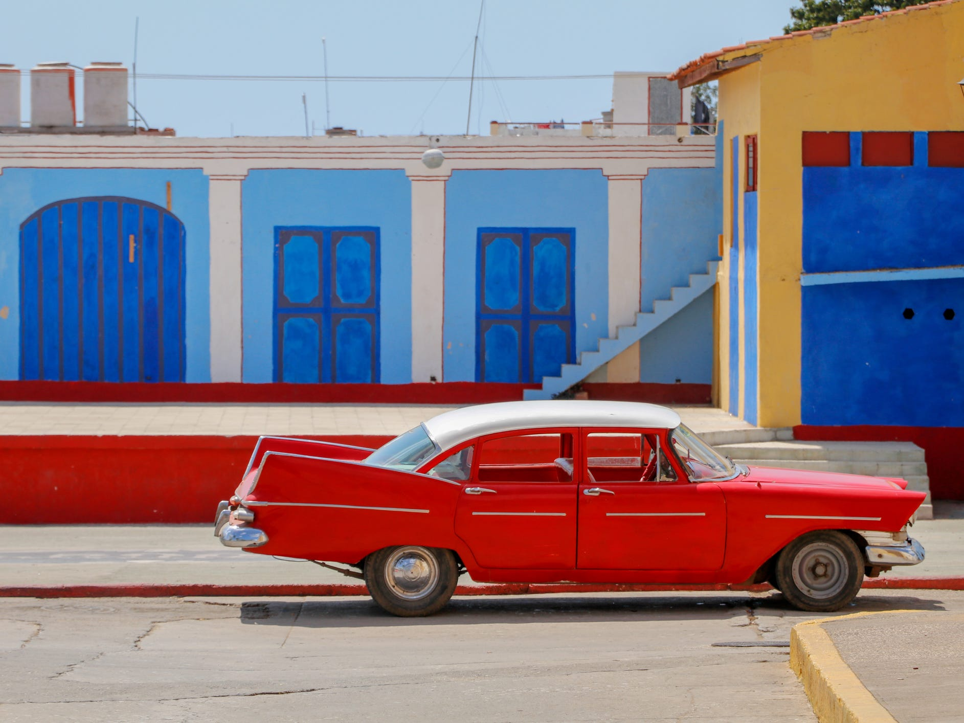 Trinidad, Cuba: With its cobblestone streets, vintage American cars, and historic buildings painted every shade of blue, yellow, pink and green, this colorful city offers endless fodder for your Instagram feed.