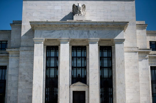 The Federal Reserve in Washington