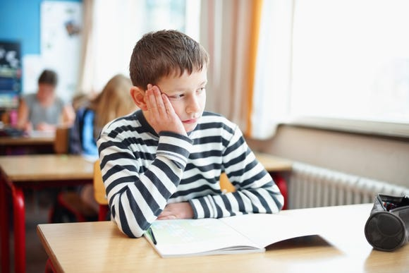 If your child loves to learn but hates school, it could be an issue of needing more challenging material or being overwhelmed with the coursework.