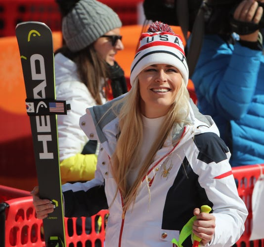 Usp Olympics Alpine Skiing Womens Alpine Combined S Oly Kor