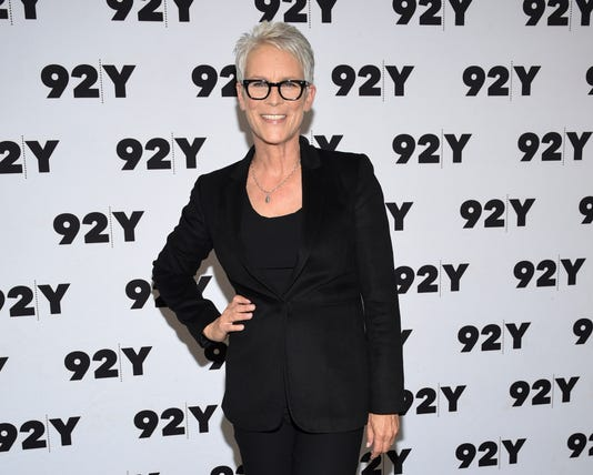 Ap Jamie Lee Curtis At 92y A Ent Usa Ny
