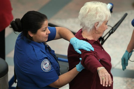 Believe Women: Apply Congress' Christine Blasey Ford Test to TSA's Female Victims