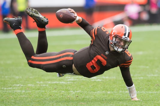 Usp Nfl Baltimore Ravens At Cleveland Browns S Fbn Cle Bal Usa Oh