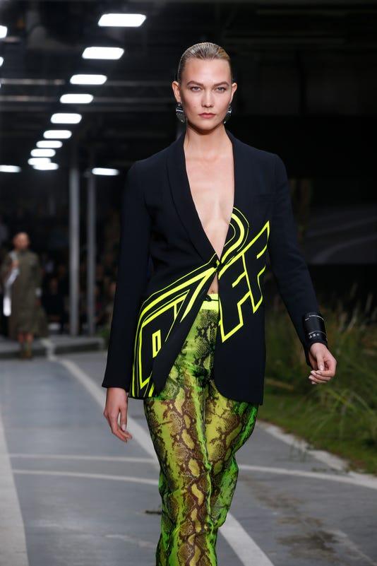 Ap Paris Fashion 2018 Off White I Ent Fra