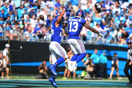 Usp Nfl New York Giants At Carolina Panthers S Fbn Car Nyg Usa Nc