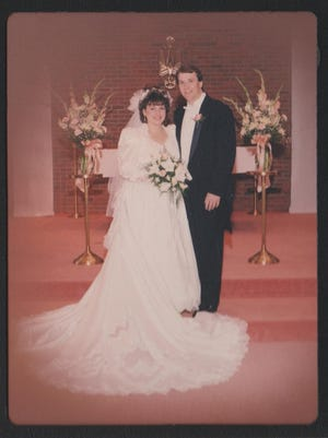 Geri and Pat Metzger met at a Sears in Billings, Montana and married three years later