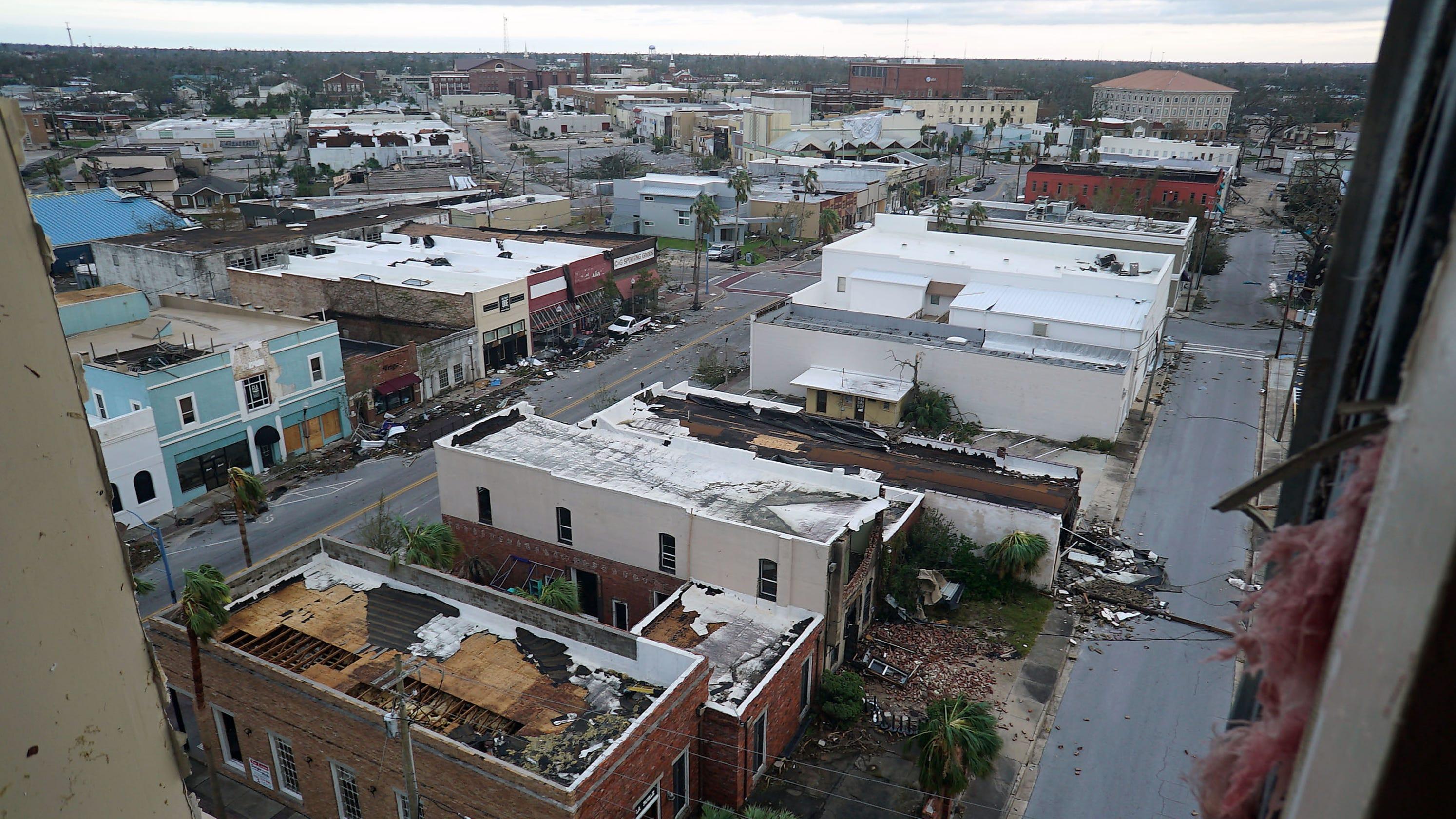 Hurricane Michael damage: Storm kills 7 as damage piles up