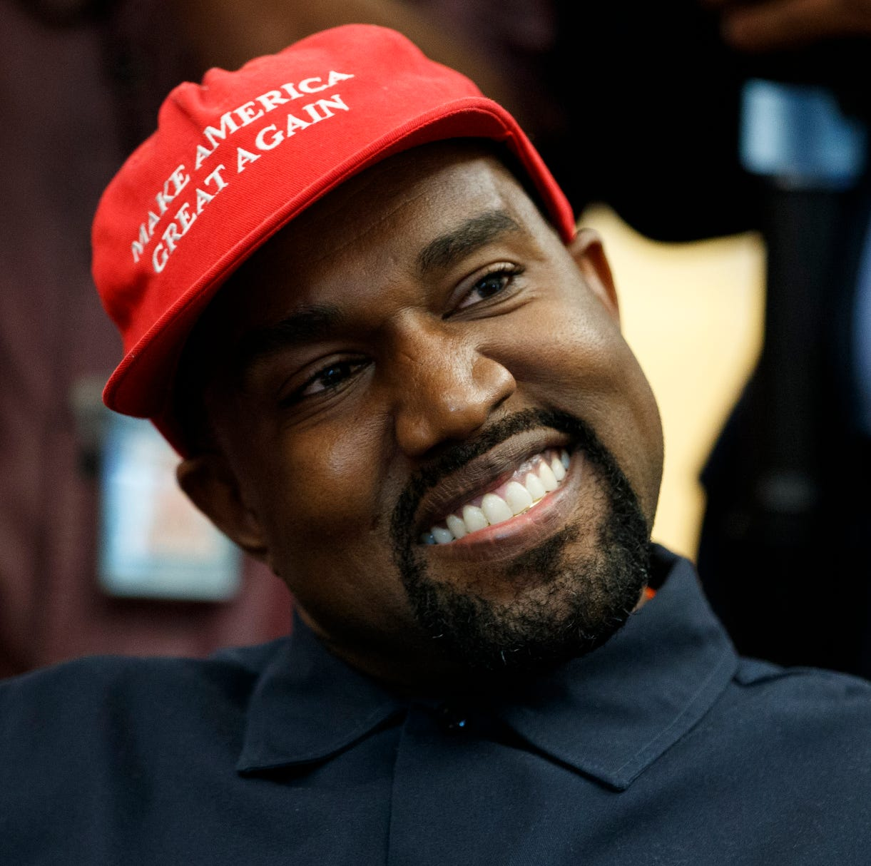 Kanye West returns to Twitter with a 'mind control' rant after one-week hiatus
