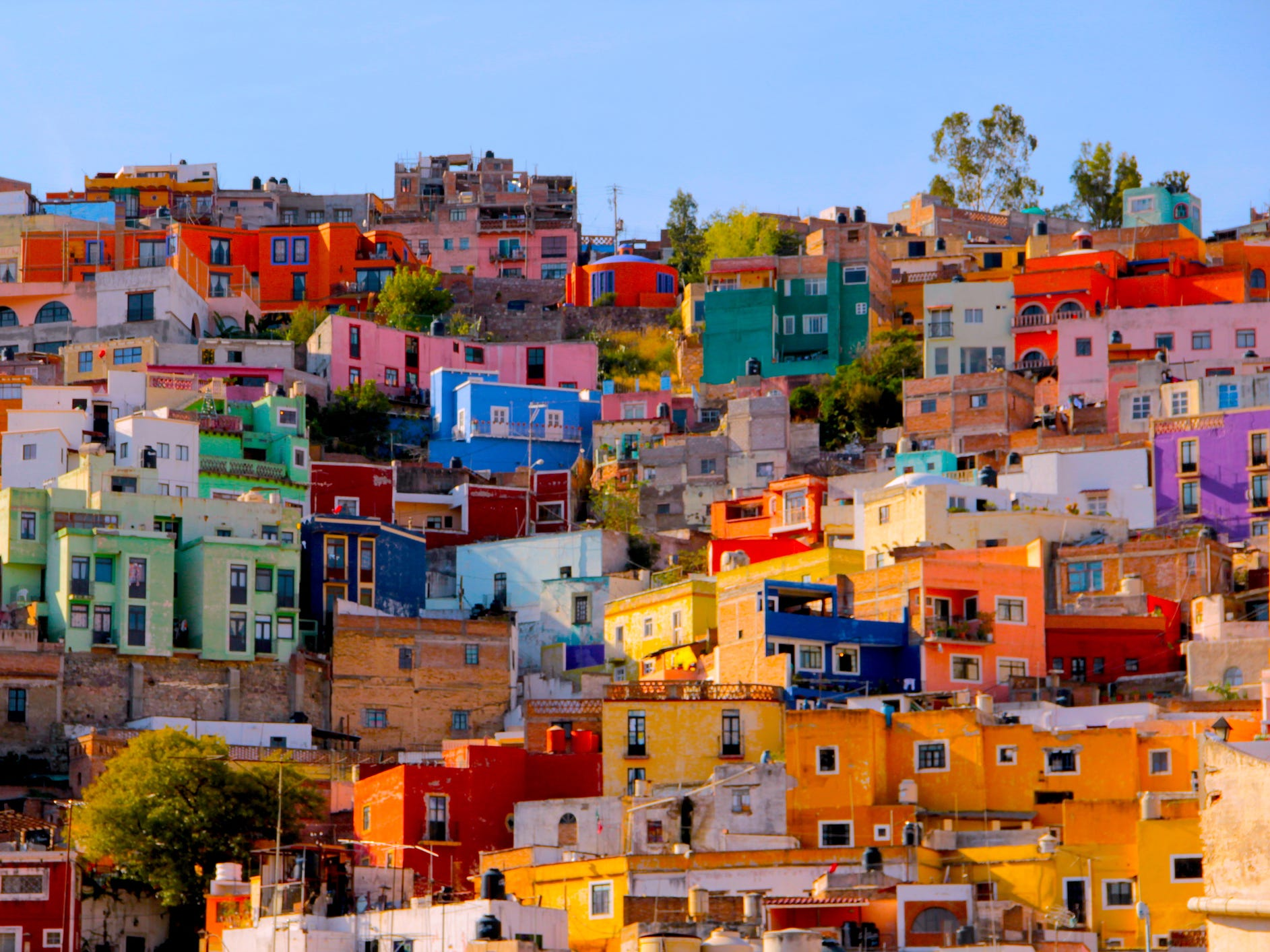 Guanajuato, Mexico: Mexico has no shortage of colorful cities, but Guanajuato is one of the most charming.
