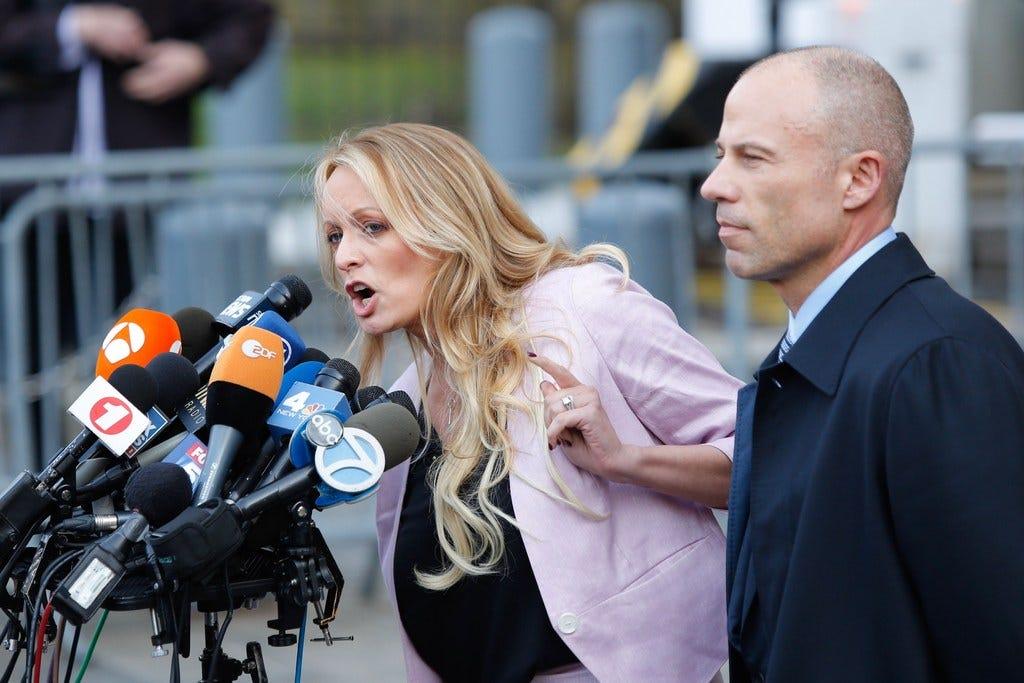 Federal judge dismisses Stormy Daniels' defamation lawsuit against Donald Trump
