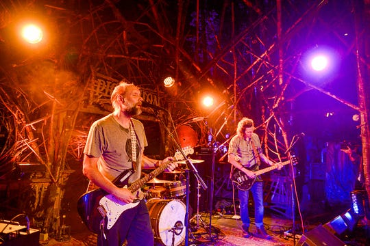 Doug Martsch will lead veteran rockers Built to Spill at Lafayette's Music Room concert Tuesday.