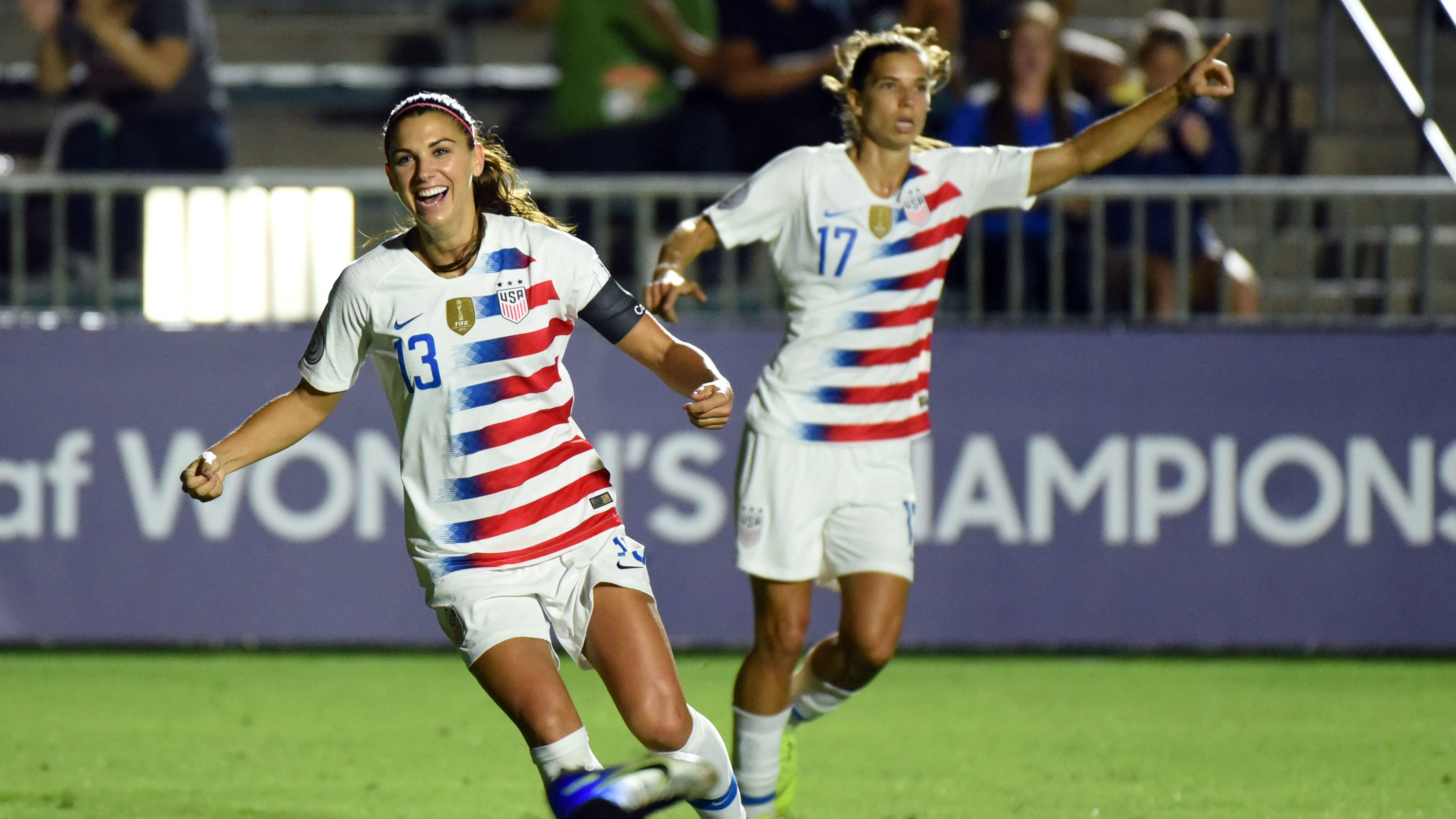 2019 world cup qualifying: u.s. women move on to concacaf semifinals