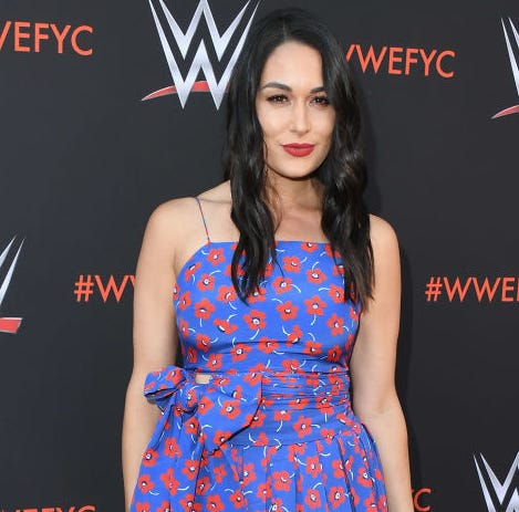 "Brie Bella said her breastfeeding struggles gave her major mom guilt on an episode of ""Total Divas."""