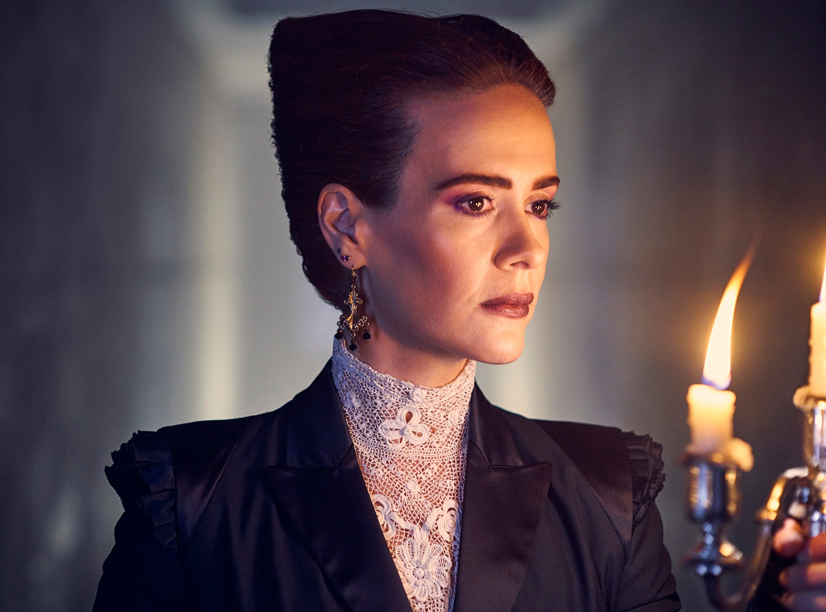 "The anthology horror series ""American Horror Story"" is in its eighth season with Sarah Paulson once again returning in a lead role. Each season, the show tackles new eras or new places while maintaining a high spooky factor with some seasons inspired by real events."