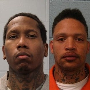 Attempt to return stolen TVs leads to arrests of Alexandria men