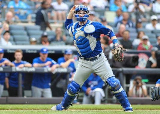 Mlb Toronto Blue Jays At New York Yankees